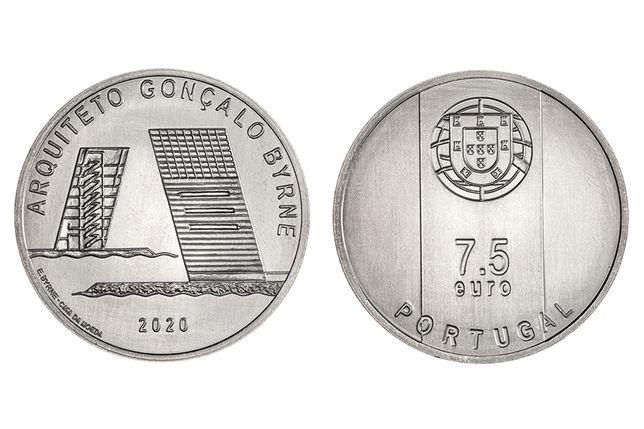 Moedas comemorativas de 7.5€ (várias, veja anúncio)