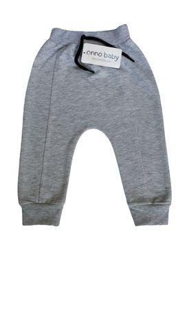 Spodnie dresowe niemowlęce 100% bawełna