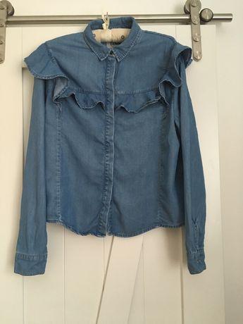 Koszula jeans r.40