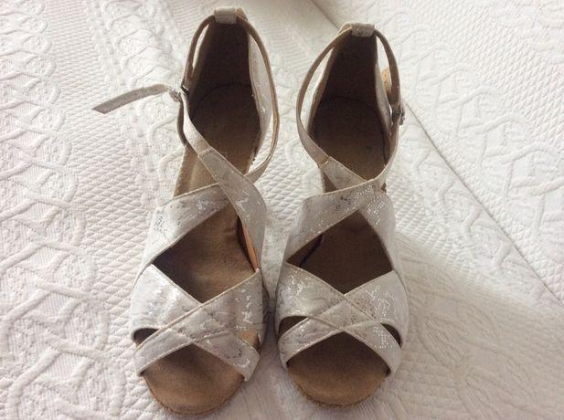 Туфли бальные латина 37