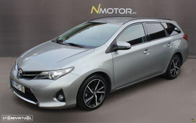 Toyota Auris Touring Sports 1.4 D-4D Active+AC