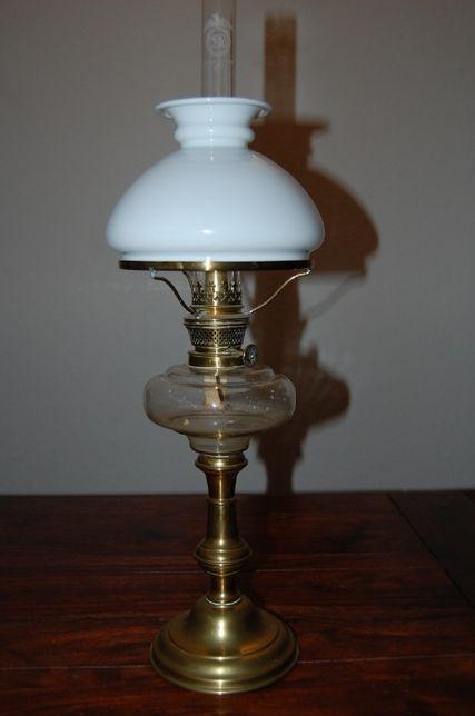 Stara lampa naftowa 9