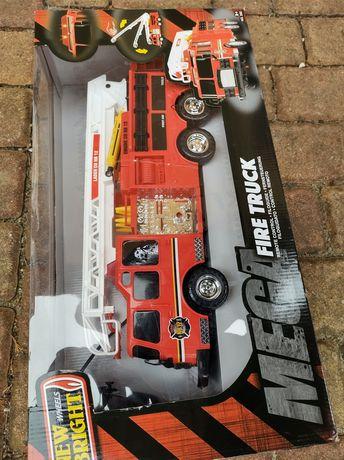 Straż pożarna duży zestaw zdalnie sterowany zabawka dla dzieci