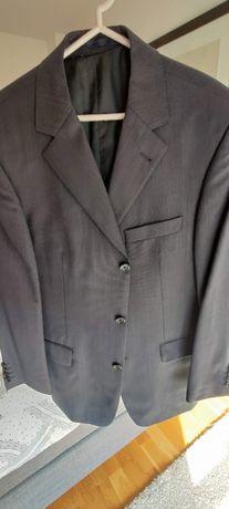 Blazer e colete azul escuro