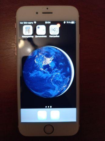Продам IPhone 6s Rose Gold 16 Гб