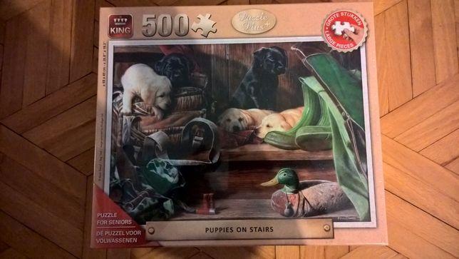 Puzzle King 500 elementów