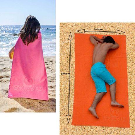 Toalha de praia disponível em 7 cores