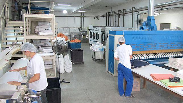 Disponibilizamos e Montamos Equipamento para Engomadoria Industrial