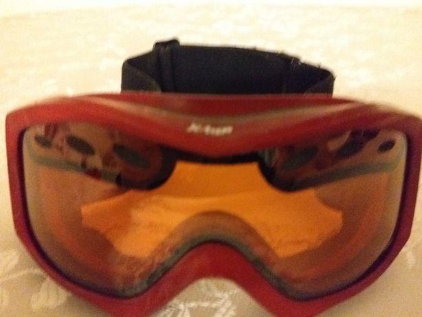 Sprzedam okulary narciarskie dziecięce