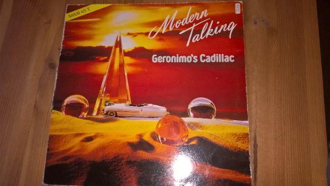 Modern Talking - Geronimo's Cadillac MAXI okładka