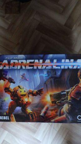Adrenalina Gra planszowa + koszulki