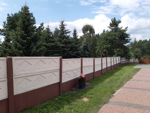 Płyty ogłoszeniowe betonowe