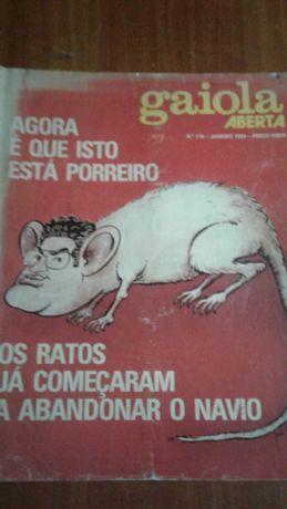 Revista Gaiola Aberta de 1983