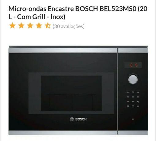 Microondas forno Grill
