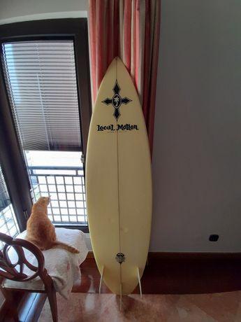 Prancha Surf Local Motion c/ capa e shop de oferta