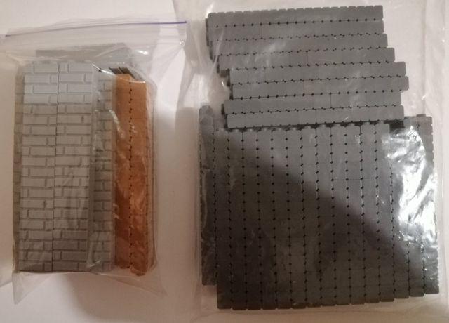 Lego элементы кирпича для замков castle, hobbit, star wars