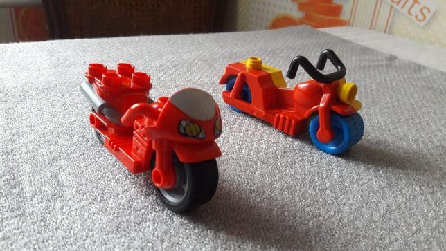 Lego duplo мотоцикл