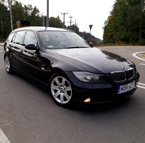 BMW e91 2.5 r6 Gaz Sekwencja Automat Panorama Skóra Zamiana