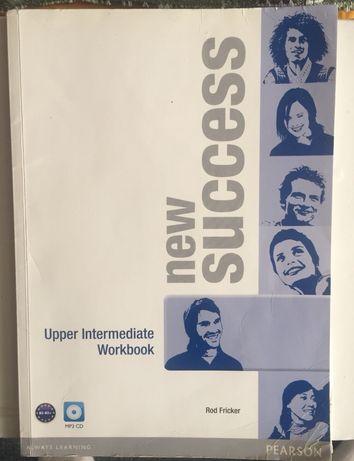 New success upper intermediate workbook тетрадь по английскому языку