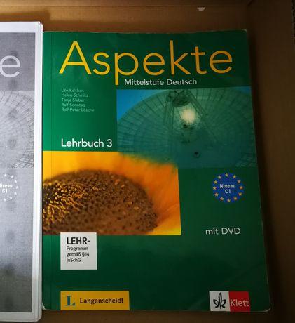 Aspekte 3 Lehrbuch podręcznik