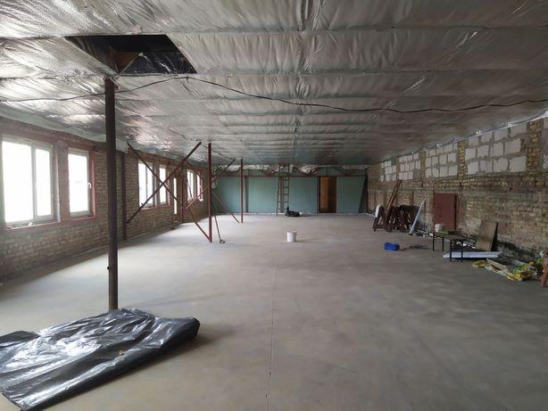 Оренда приміщення під фотостудію або офіс 206м2 на Чигиринській