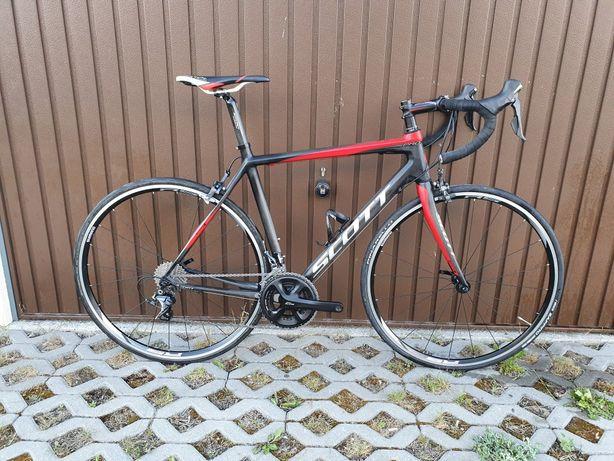 Carbonowy rower szosowy rozmiar M 175-183 cm Scott Cr1 Ultegra 6800