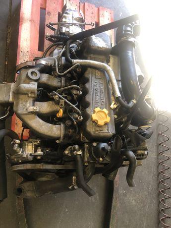 Motor bd30 nissan cabstar
