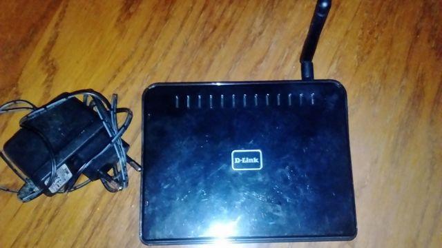 Беспроводная точка доступа Wi-Fi D-Link DAP-1150