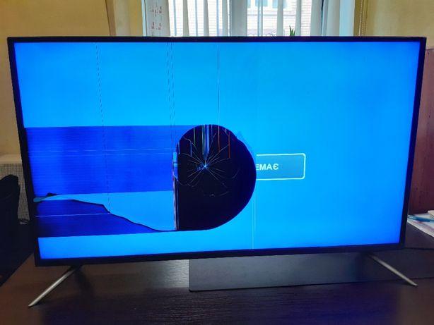 Телевізор (на запчастини) AKAI UA40EK1100T2. Бита матриця