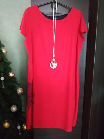 Платье женское льяное