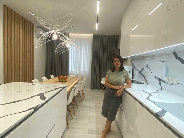 Услуги дизайнера интерьера в Одессе.Дизайн-проект + Реализация