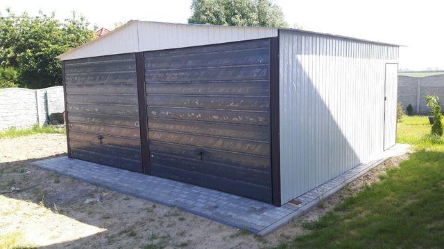 garaż 6x5 7x7 8x8 6x6 4x5 producent profil wiata hala torun