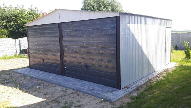 garaż 6x5 7x7 8x8 6x6 4x5 producent profil wiata hala