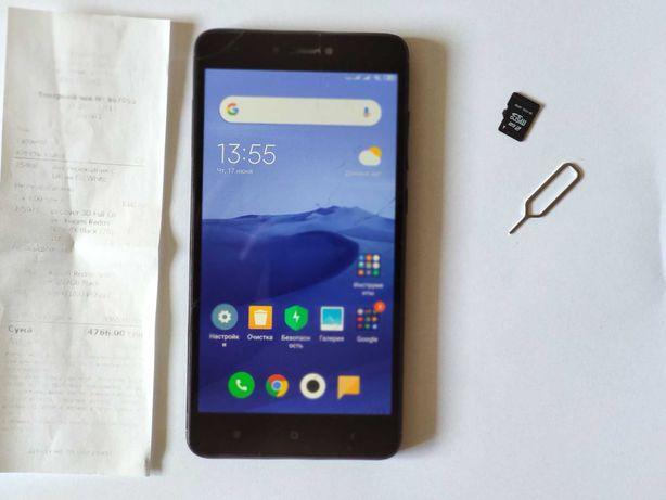 Смартфон Xiomi Redmi Note 4x 3/32Gb
