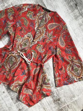 Рубашка Zara Blumarine Gizia Dutti AMN Societa Ted Baker