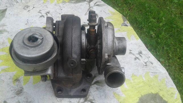 турбина картридж MAZDA MPV 2003г