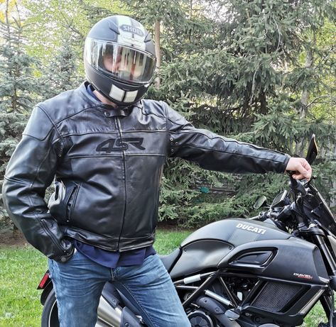 Kurtka motocyklowa 4SR