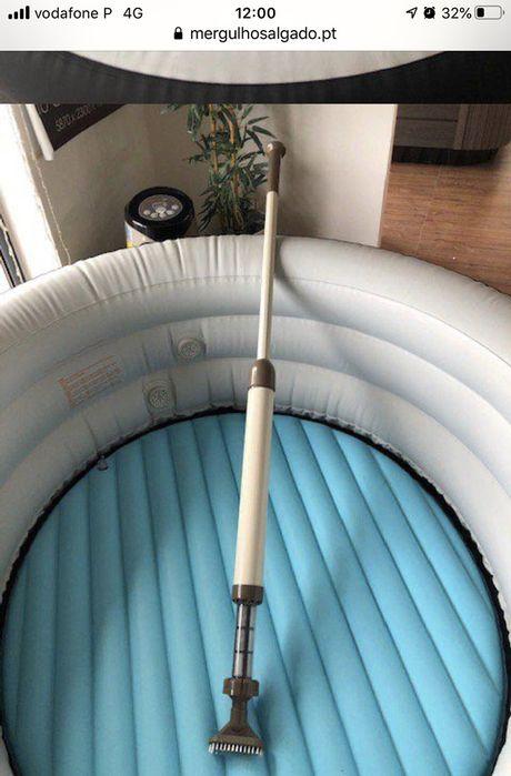 Aspirador piscina  intex manual sem bateria espetacular Cascais E Estoril - imagem 1
