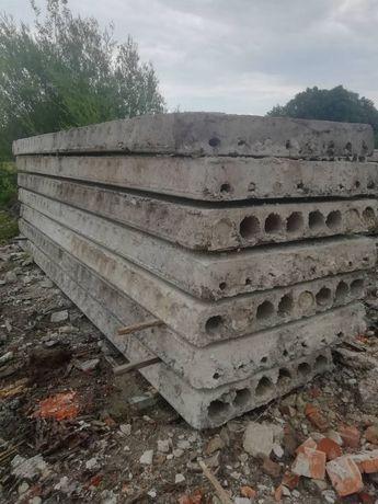 Плити панелі перекриття багатопустотні пустотки пустотілі ПК ПКЖ ПКЗ
