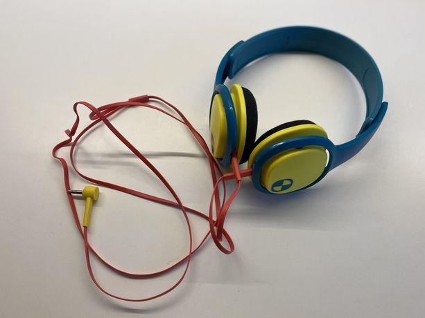 Słuchawki nauszne Philips sh03300 O'neill Cruz