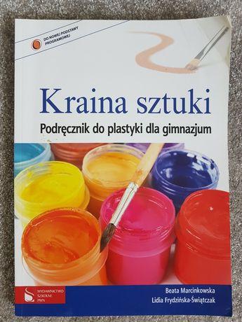 Kraina sztuki podręcznik do plastyki dla gimnazjum PWN