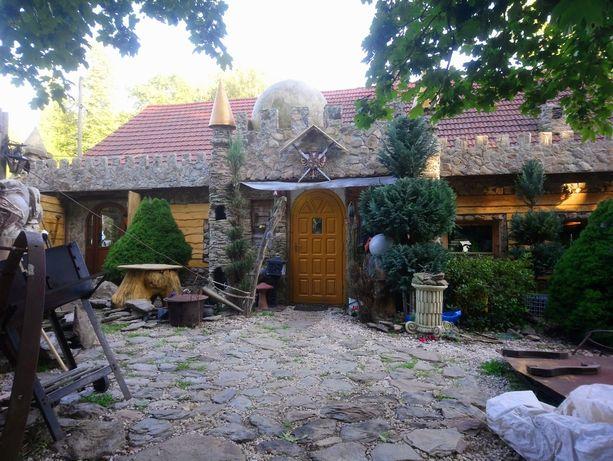 Dom jak z bajki w Karkonoszach