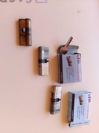 Canhão/cilindro para fechadura de portas