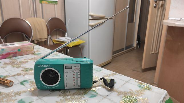Новое радио Waxiba