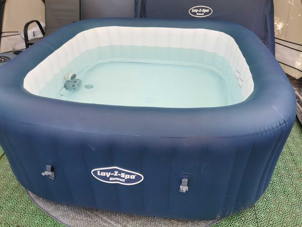 Jacuzzi Ogrodowe Basen BESTWAY Lay-Z-Spa Hawaii