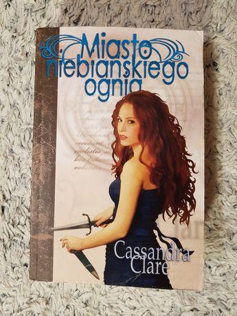 Miasto niebiańskiego ognia Cassandra Clare dary anioła