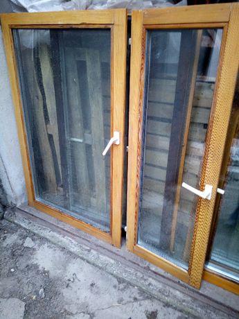 Skrzydła okienne drewniane 3 szyby