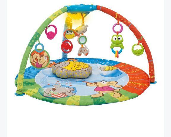 Детский Коврик chicco bubble gym