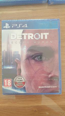 NOWA Detroit Become Human na PS4  PS5 Playstation