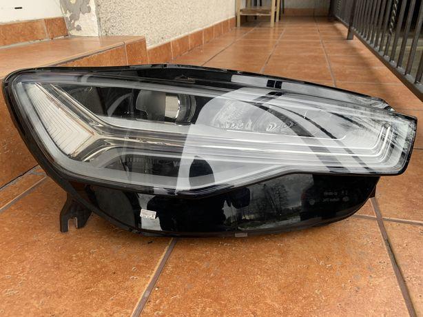 Reflektor Full Led Audi A6 C7 polift